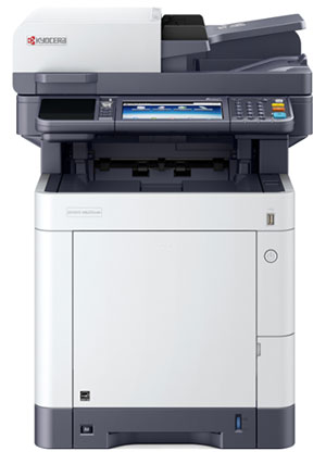 Kyocera Color Multifunction Printer