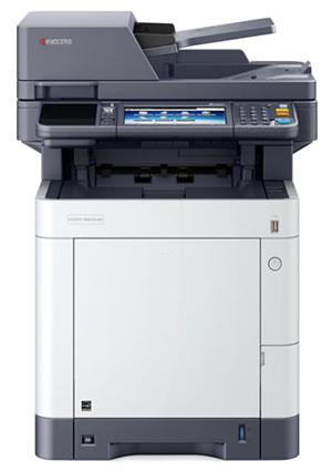 Kyocera ECOSYS Color Multifunction Printer