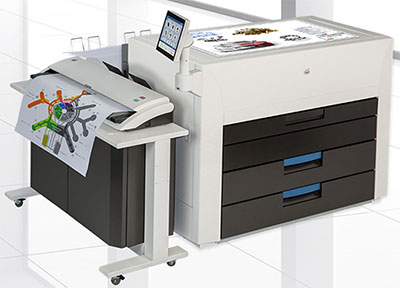 KIP 980 Wide Format Printer
