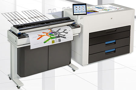 KIP 900 Wide Format Printer