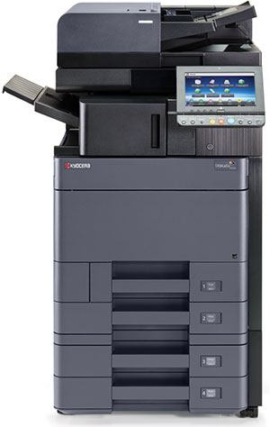 TASKalfa 3553ci - A3 Color MFP