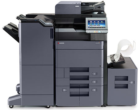 TASKalfa 4053ci - A3 Color MFP