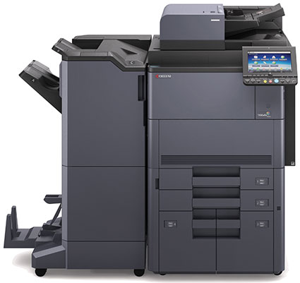 Color Multifunction Printer from Kyocera