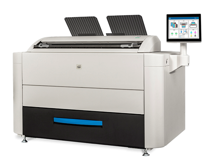 Wide Format Color Printer